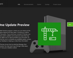 К инсайдерской программе Xbox будет добавлено кольцо Skip Ahead