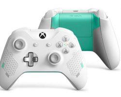 Компания Microsoft анонсировала контроллер Xbox One Sport White SE