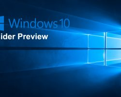 Windows 10 Insider Preview Build 17763 вышла на канале Slow