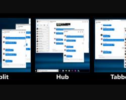 В новую версию Skype вернут  компактный режим