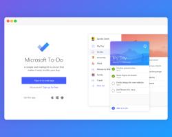 Веб-версия Microsoft To-Do получила обновление