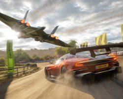 Гоночный симулятор Forza Horizon 4 доступен для предзагрузки