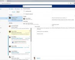 Microsoft готовит к выходу новый Outlook для Windows