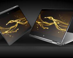 HP выпустила новую версию ноутбука Spectre x360