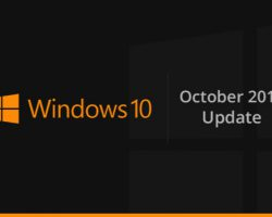 Важная информация о Windows 10 October 2018 Update