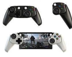 Microsoft показала концепт контроллера Xbox для мобильных устройств