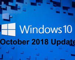 Windows 10 October 2018 Update не работает на старых видеокартах от Radeon