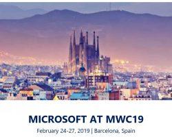 Microsoft возвращается на Mobile World Congress