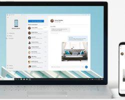 Microsoft начнет тесты обновленного приложения Your Phone