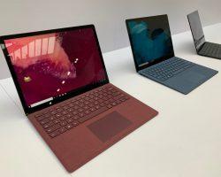 Microsoft улучшила конфигурацию Surface Pro 6 и Laptop 2