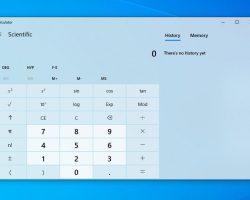 Microsoft открыла доступ к созданию «Калькулятора»