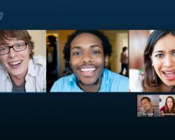 В Skype вернули возможность объединять входящий и текущий звонок