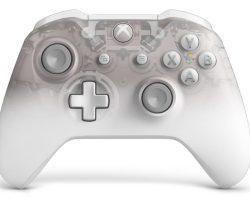Phantom White – новый геймпад от компании Microsoft