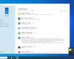В Your Phone для Windows 10 добавили интеграцию со смартфонами на Android