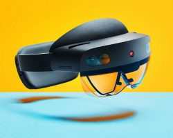 Анонсирован выход гарнитуры HoloLens 2