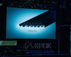Xbox Project Scarlett – консоль нового поколения от Microsoft
