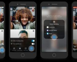 Мобильный Skype получил функцию совместного использования экрана