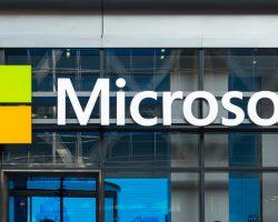 Microsoft представил финансовый отчет за IV квартал 2019 года