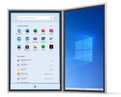 Microsoft ошибочно опубликовала информацию о Windows 10X