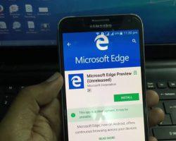 В Microsoft Edge для Android добавили новые функции