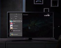 Microsoft обновила панель инструментов в Xbox One