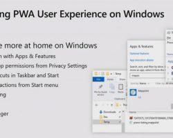 Microsoft планирует довести Edge PWA до уровня нативных приложений
