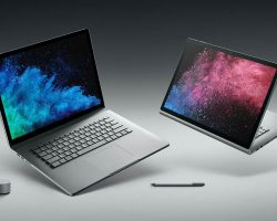 Microsoft анонсировал Surface Book 3
