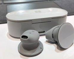 Наушники Surface Earbuds используют старую систему сопряжения