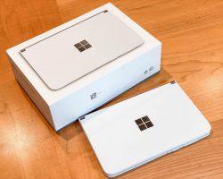 Surface Duo будет доступен с 10 сентября начиная с 1400 долларов