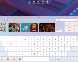 Microsoft обновил сенсорную клавиатуру для Windows
