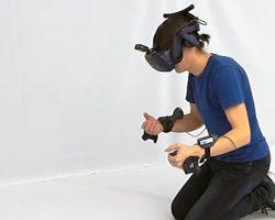 Microsoft создал симулятор физического контакта для VR