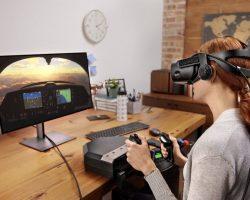 В Flight Simulator 2020 добавили поддержку гарнитур виртуальной реальности