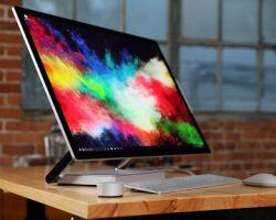 Для Surface Studio вышло новое обновление