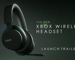 Microsoft показал гарнитуру Xbox Wireless Headset