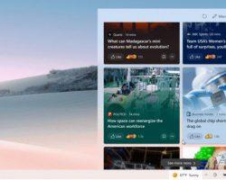 Microsoft выпустила крупнейшее обновление «Панели задач» в Windows 10