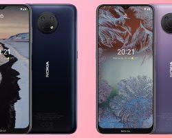 Nokia привезла в Россию два новых смартфона