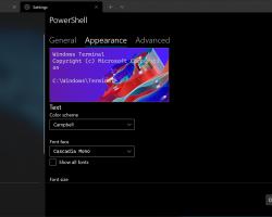 Microsoft показал Windows Terminal 1.9