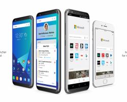 На устройствах Android появилась бета-версия Edge