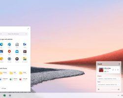Microsoft планирует полностью обновить интерфейс Windows 10