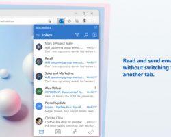 В Edge появилась предварительная версия расширения Microsoft Outlook