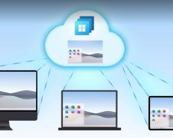 Microsoft анонсировал появление облачной ОС