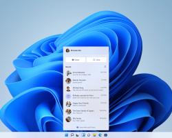 Microsoft выпустил сборку Windows 11 с приложением Teams