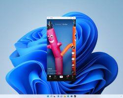 Поддержка приложений Android в Windows 11 откладывается